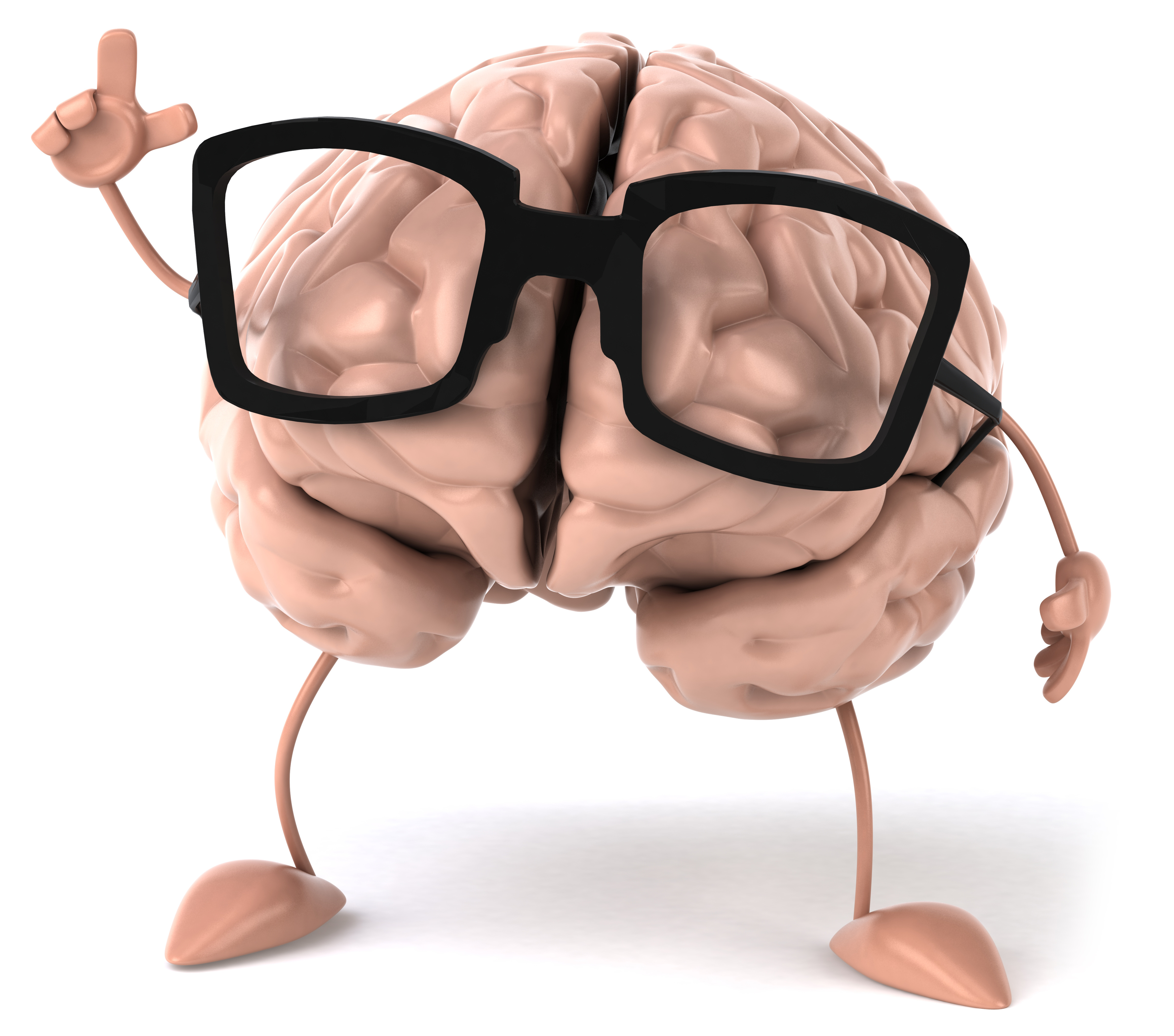 bigstock-Brain-with-glasses-22618763